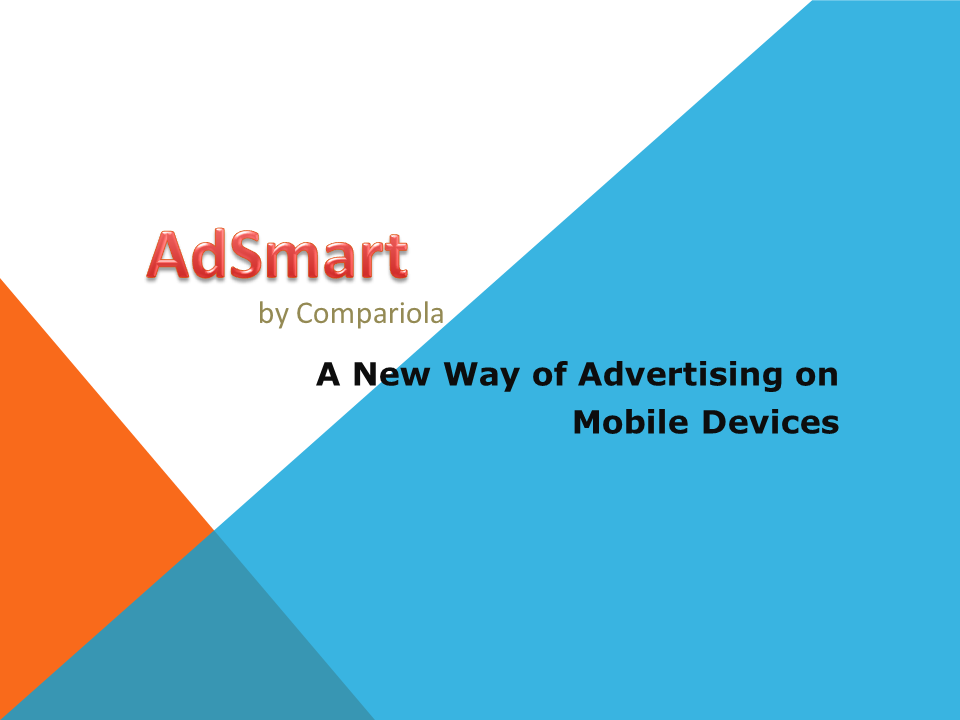 Mobile ad network for brands